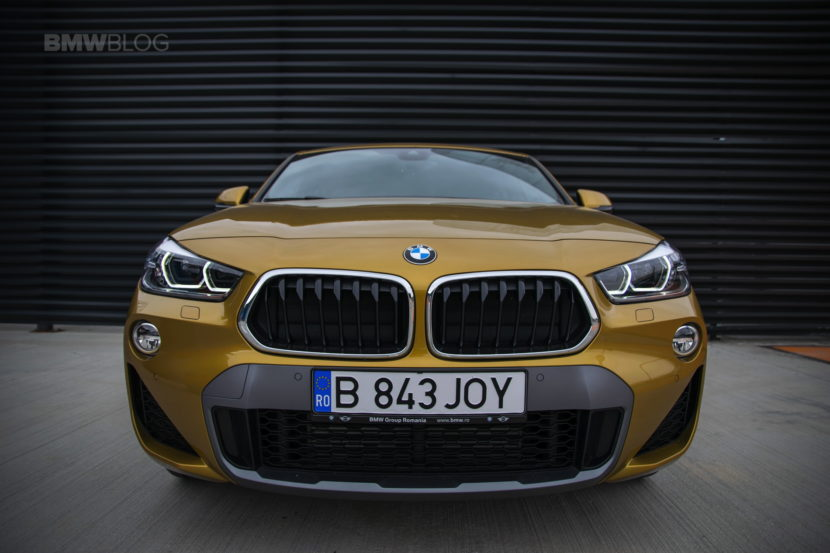 BMW X2 xDrive25d test drive 40 830x553