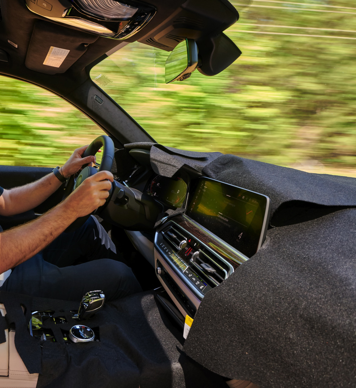 Bmw X7 2018: Photo Comparison: BMW X7 Vs Mercedes-Benz GLS-Class
