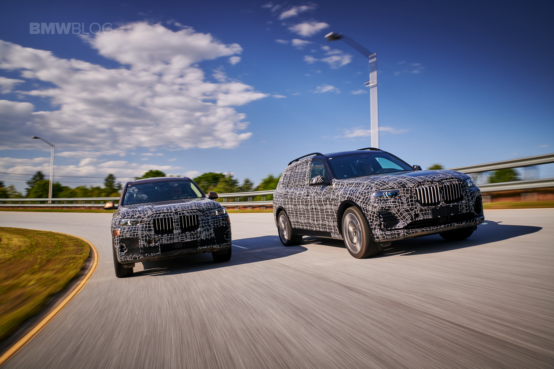 FIRST DRIVE: BMW X7 - The 7 Series Of The X Family