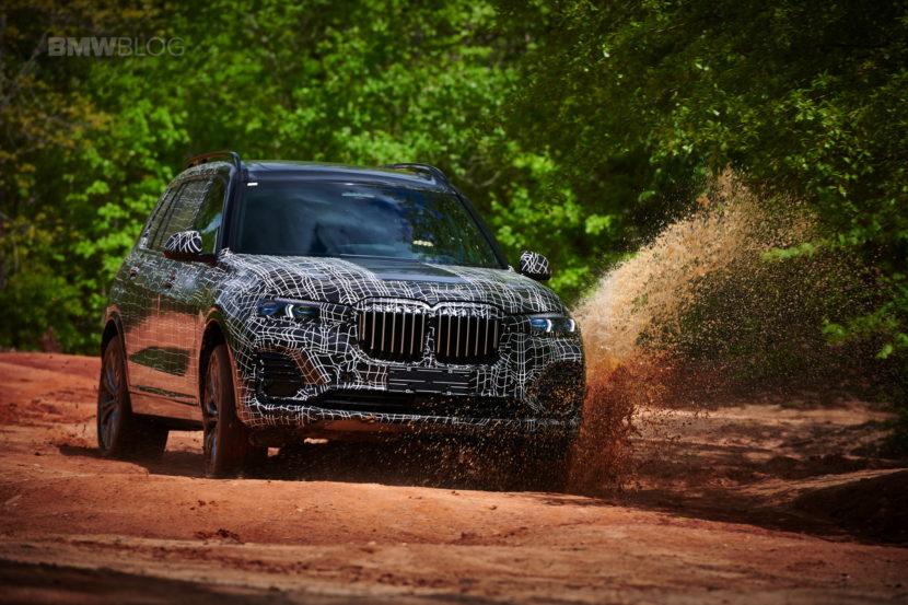 BMW X7 first drive 26 830x553
