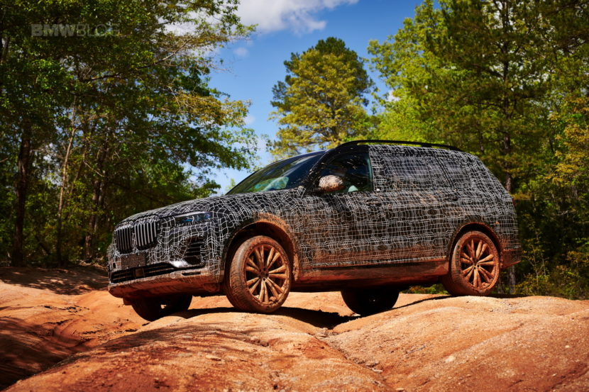 BMW X7 first drive 35 830x553