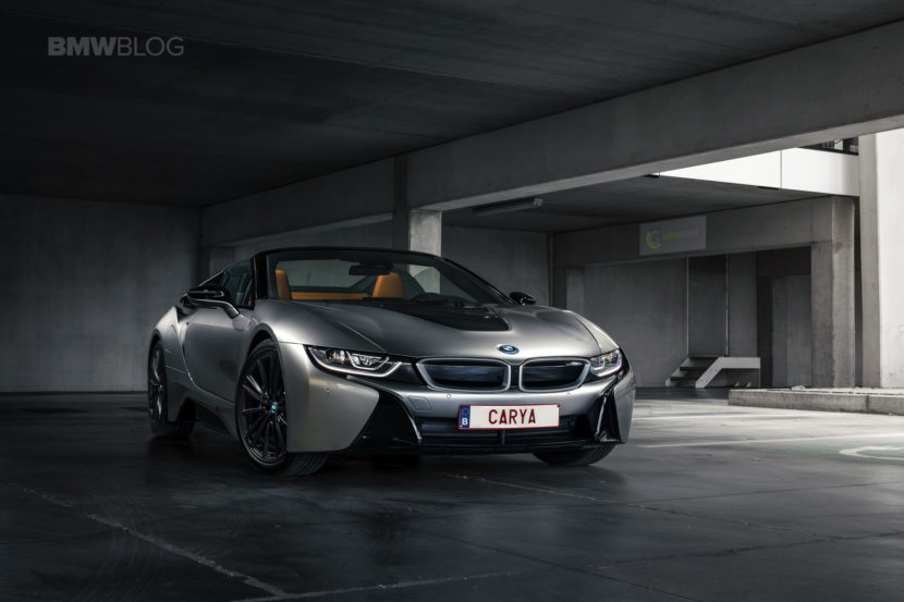 BMW i8 Roadster First Edition 02 830x553