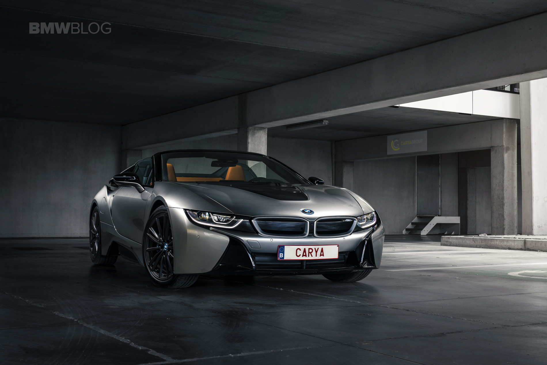 BMW i8 Roadster First Edition 02