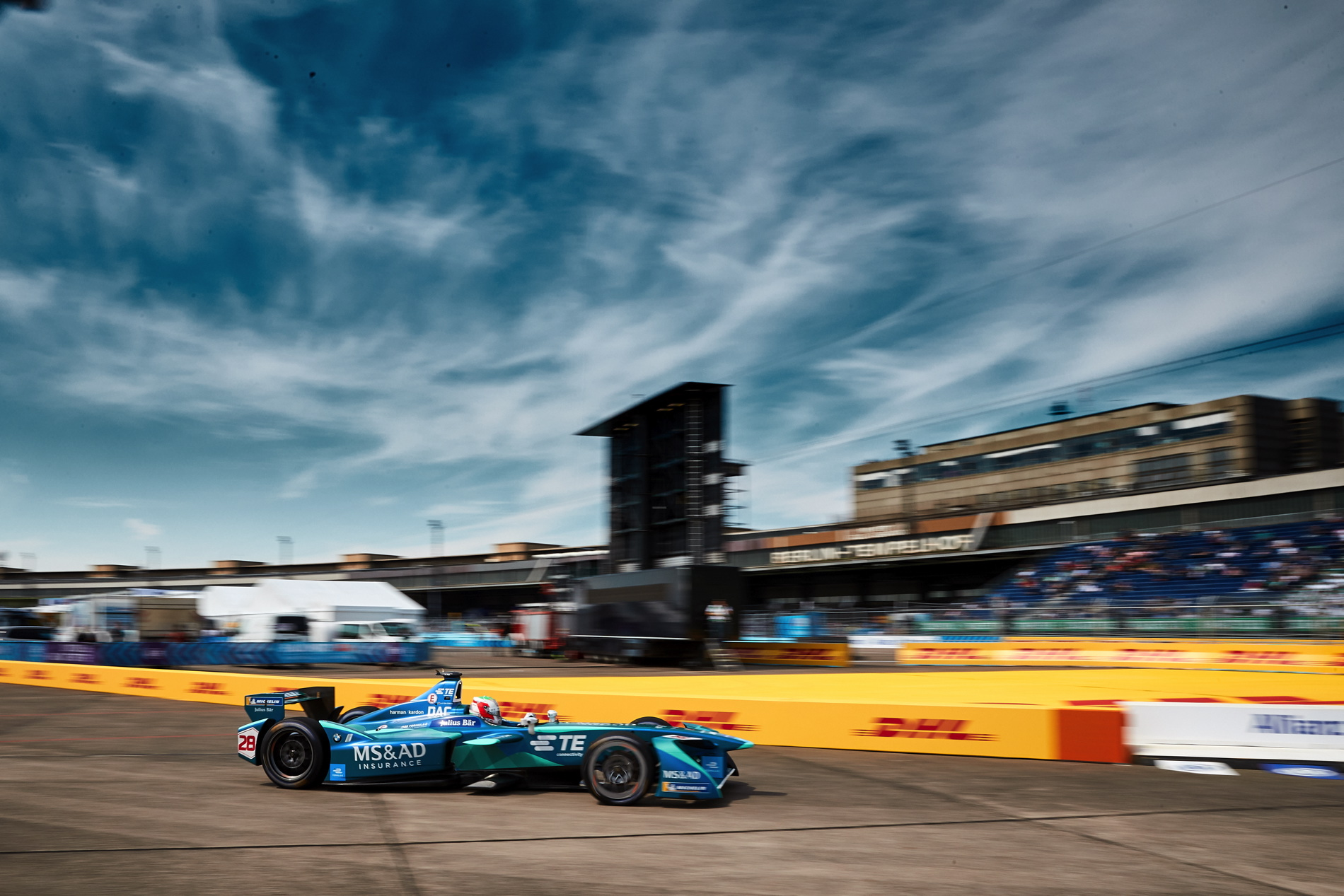 Ms Amp Ad Andretti Formula E Drivers Missed Out On A Points