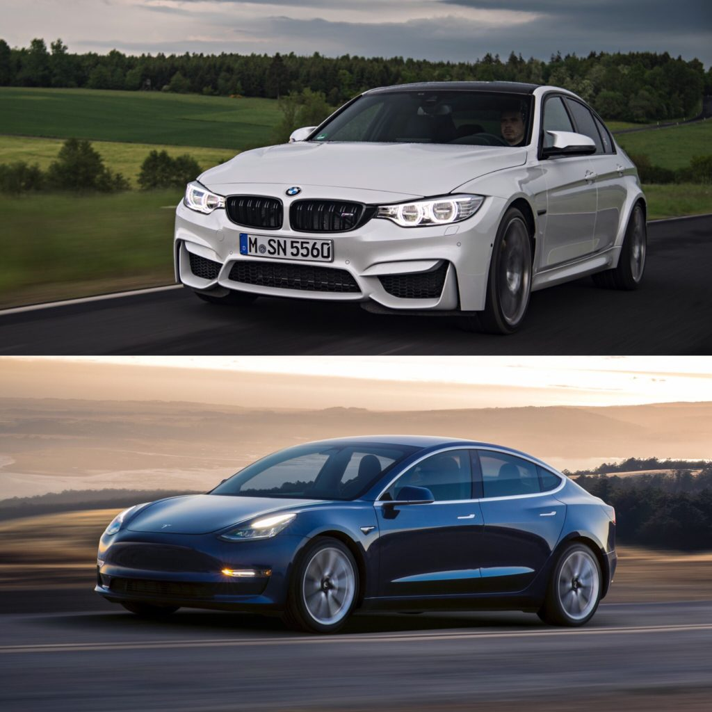 Bmw M3: A Deeper Look At The Tesla Model 3 Vs BMW M3 Argument