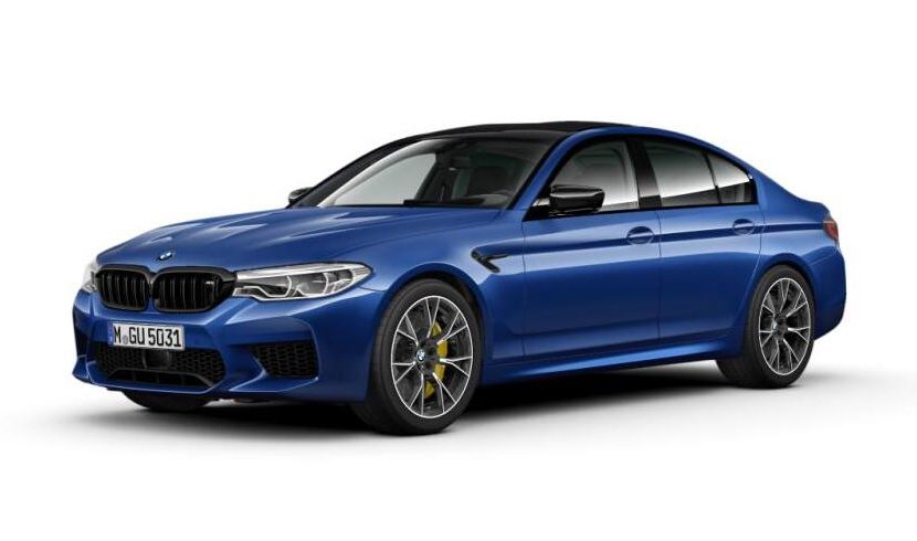 F90 M5 Competition Package Exterior Style 789M wheels 830x490