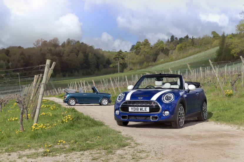 MINI Convertible 25th Anniversary edition 10 830x553