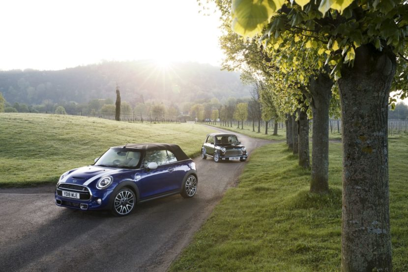 MINI Convertible 25th Anniversary edition 23 830x553