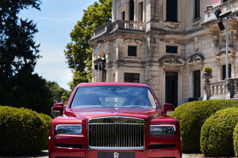 Rolls Royce Cullinan Concorso d eleganza 06 830x553