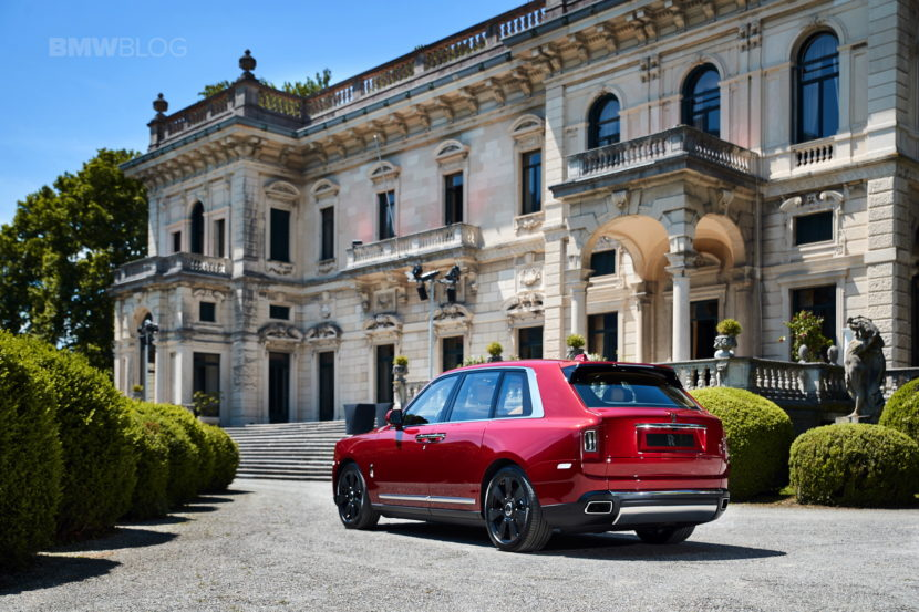 Rolls Royce Cullinan Concorso d eleganza 08 830x553