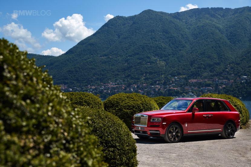 Rolls Royce Cullinan Concorso d eleganza 12 830x553