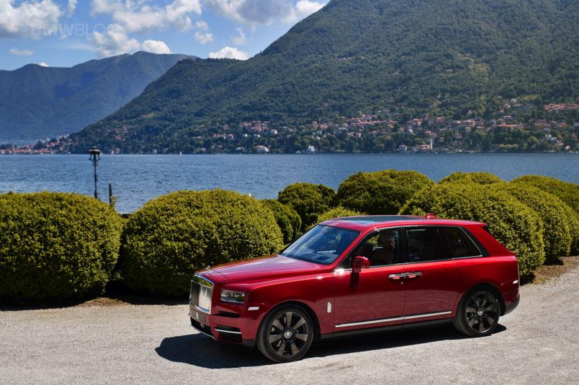 Rolls Royce Cullinan Concorso d eleganza 13 830x553