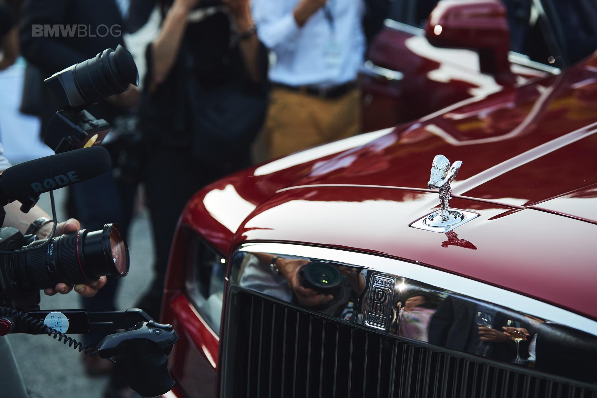 Rolls Royce Cullinan Concorso d eleganza 21