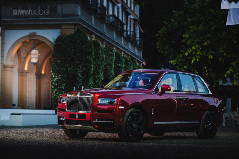 Rolls Royce Cullinan Concorso d eleganza 30 830x553