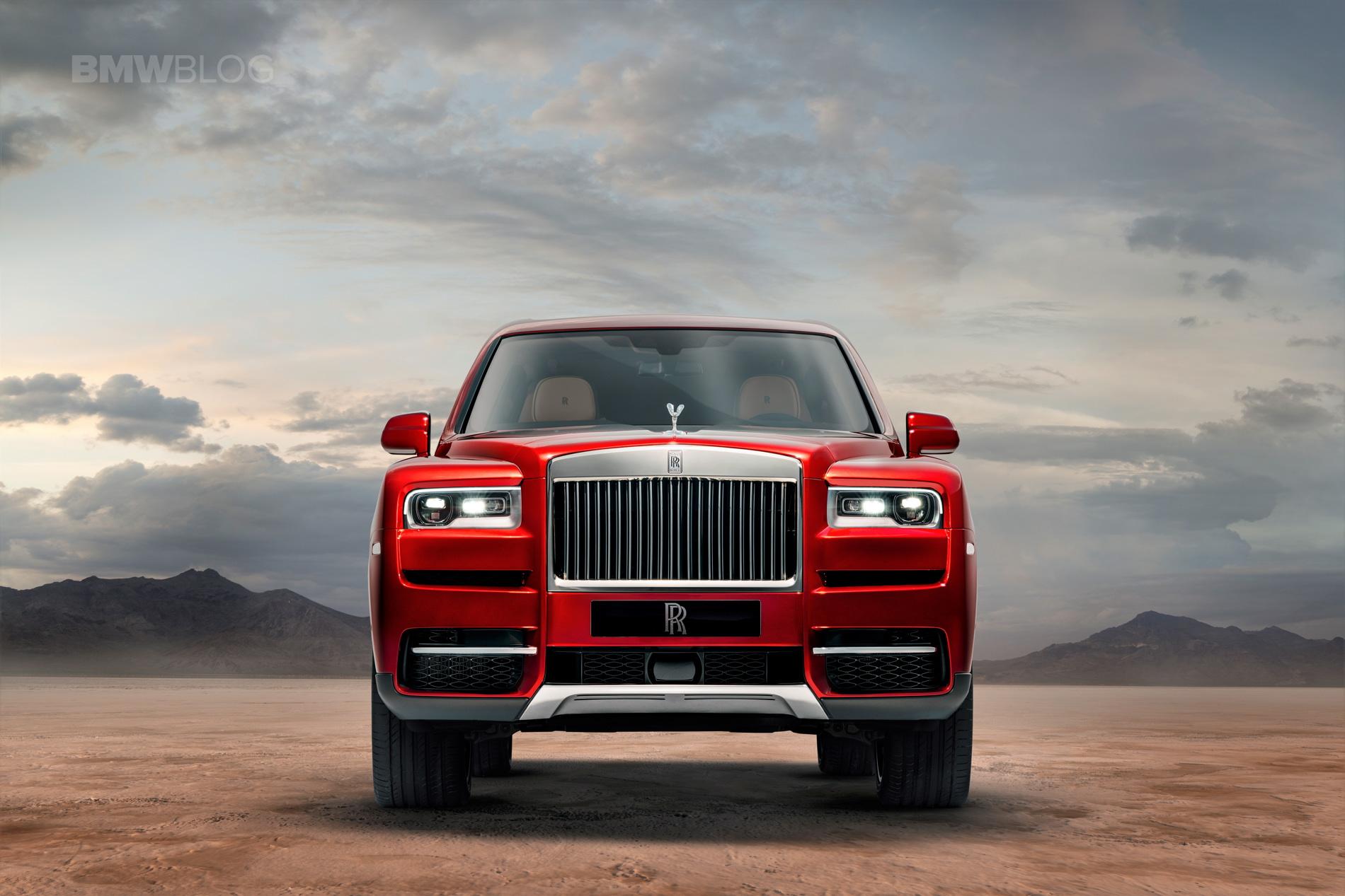 Rolls Royce Cullinan Magma Red 02