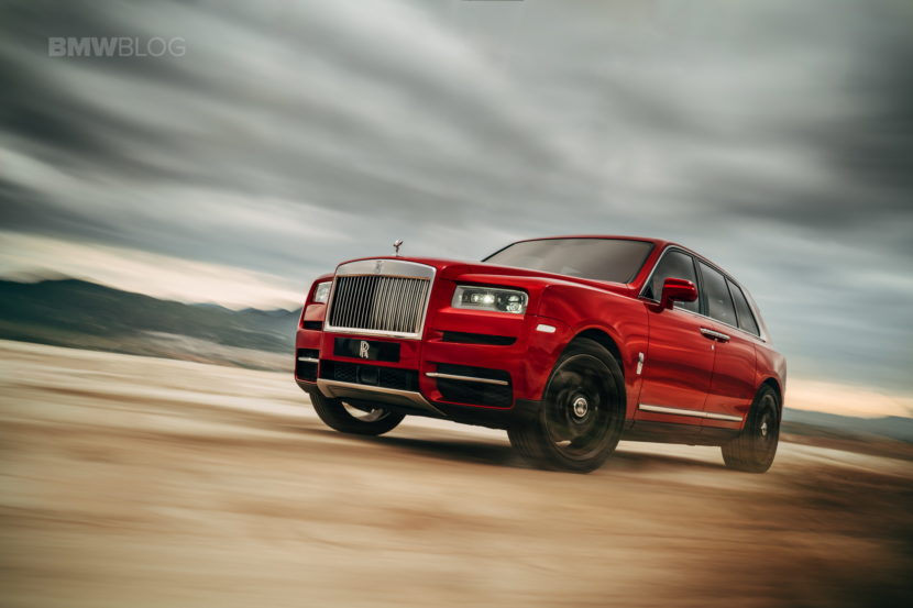 The Rolls Royce Cullinan Configurator Will Waste Your Day