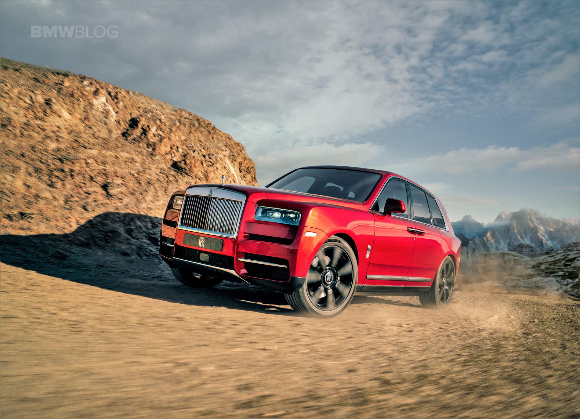 Rolls Royce Cullinan Magma Red 05