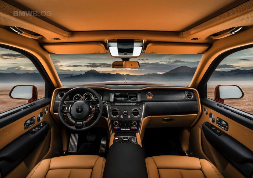 Rolls Royce Cullinan Magma Red 13 830x584