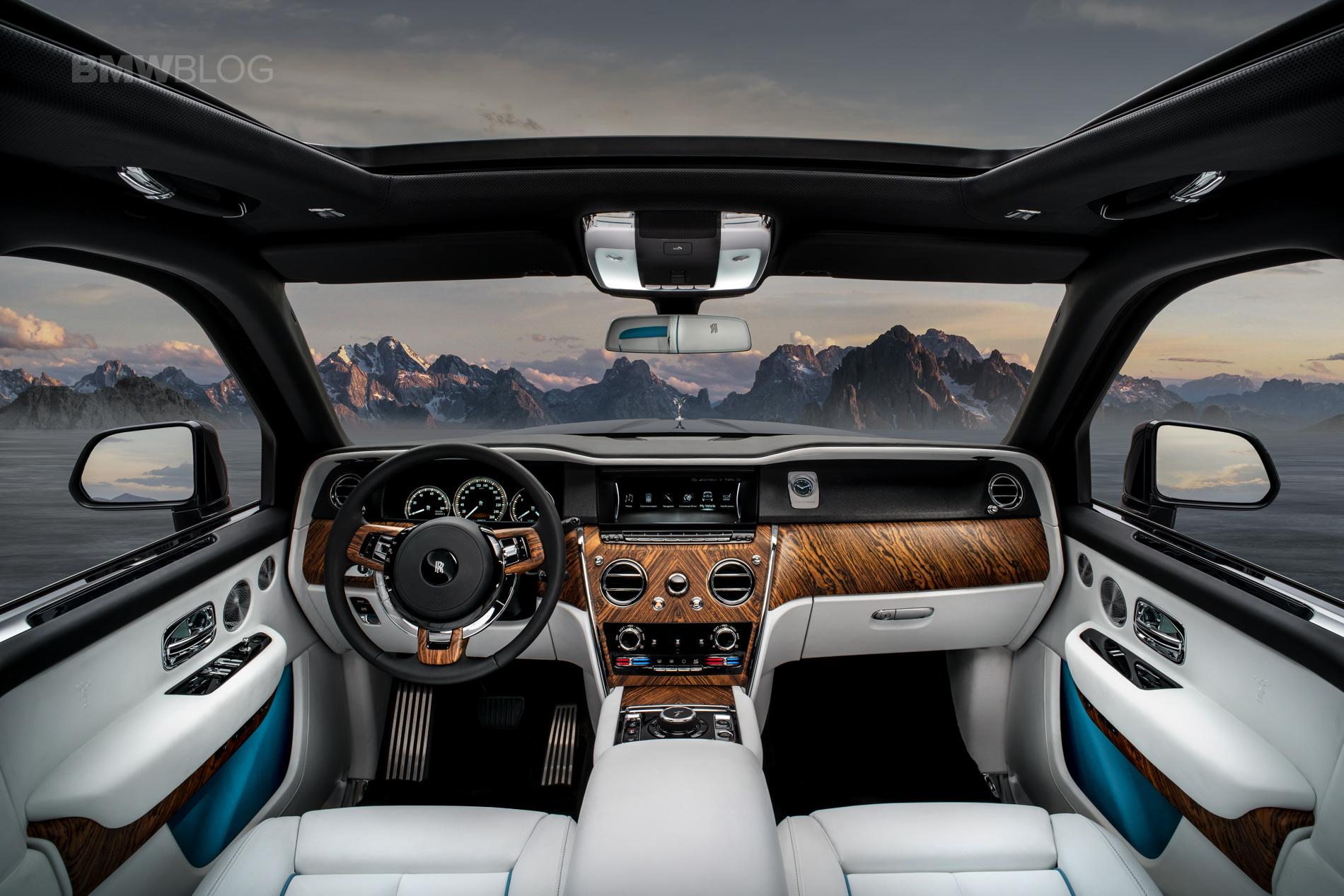Rolls Royce Cullinan Tungsten Grey 04