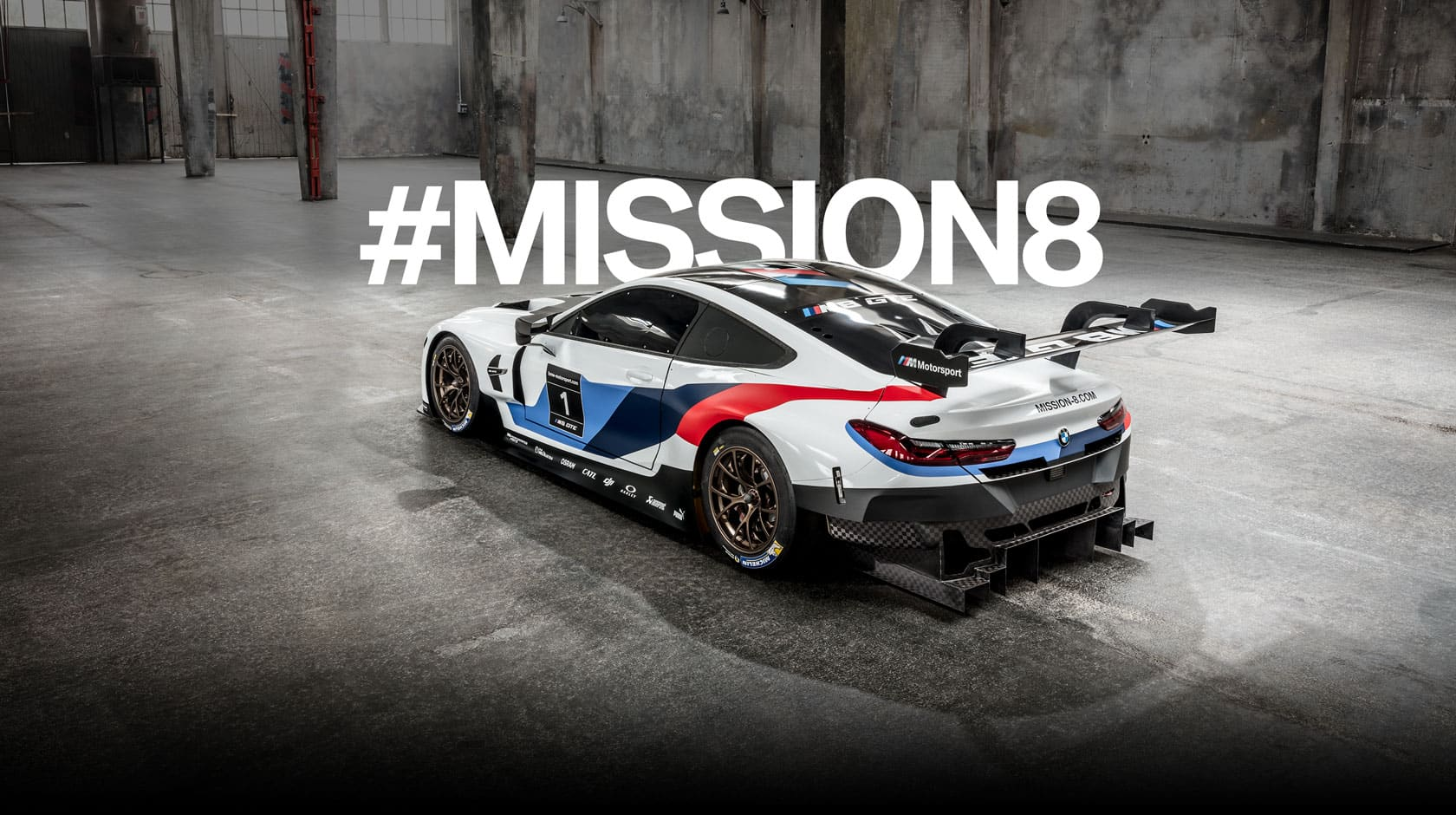BMW European Delivery >> Video: BMW Releases Trailer for BMW M8 GTE Documentary ...
