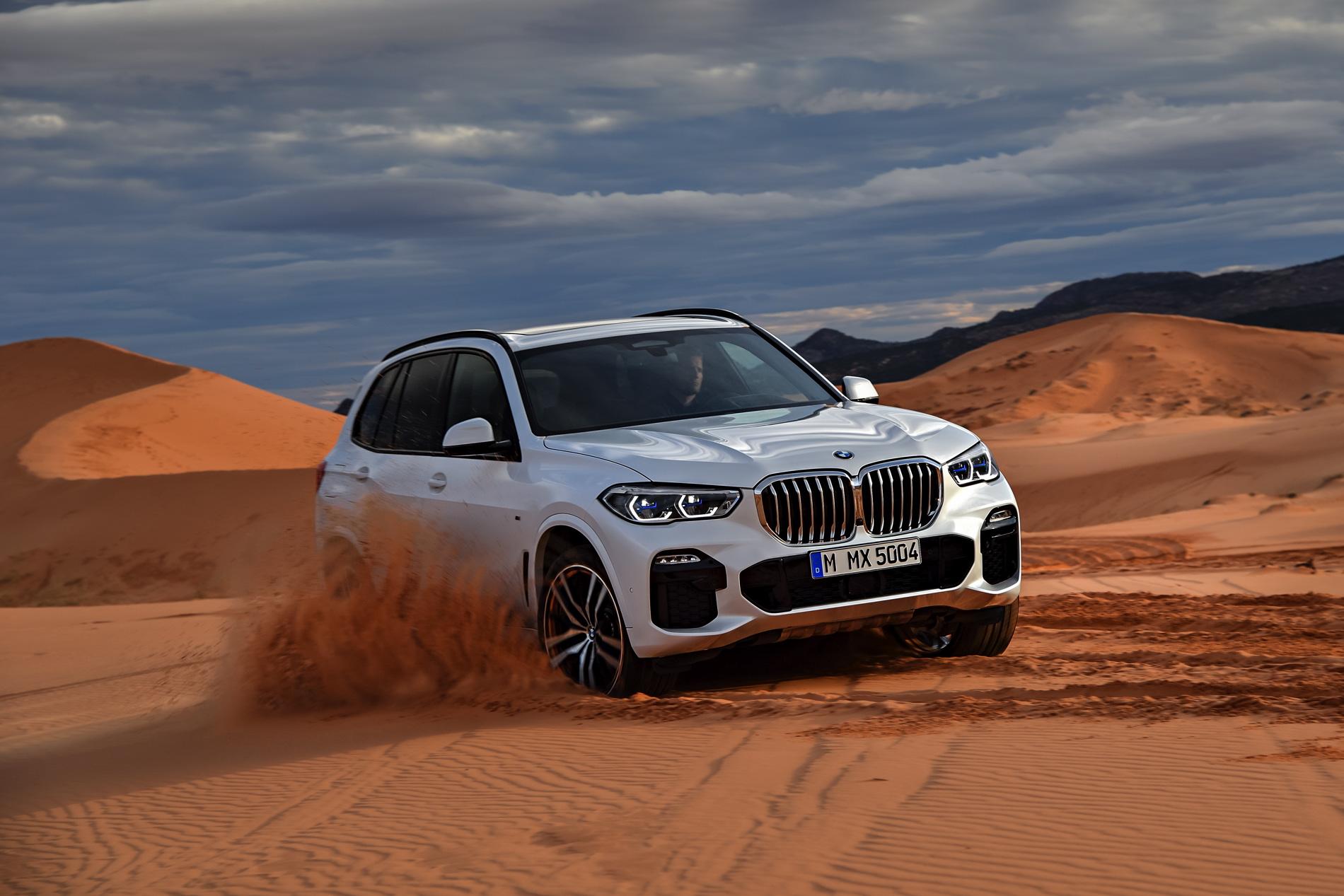 2018 BMW G05 X5 exterior 04
