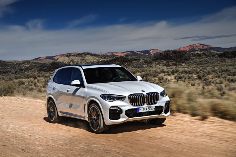 2018 BMW G05 X5 exterior 13 830x553