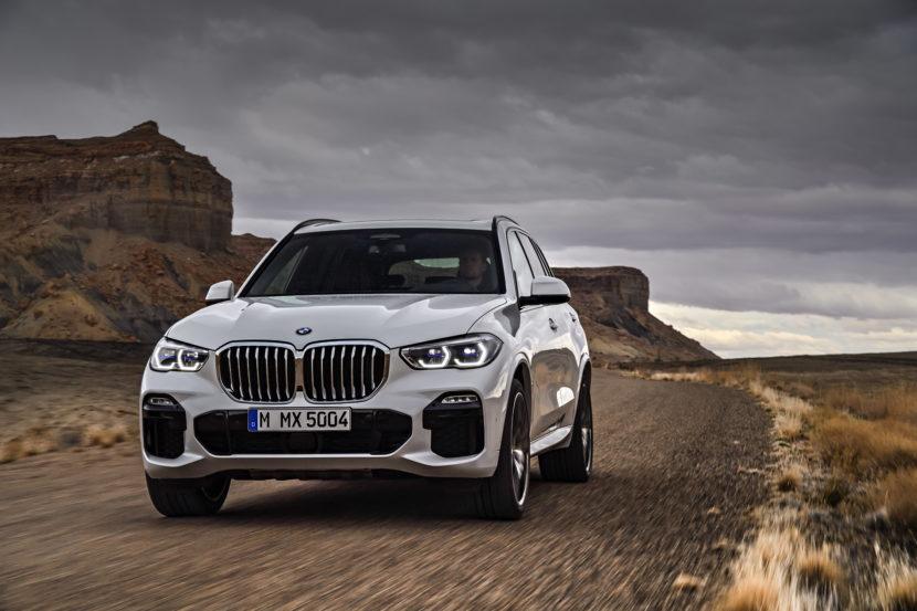 2018 BMW G05 X5 exterior 16 830x553