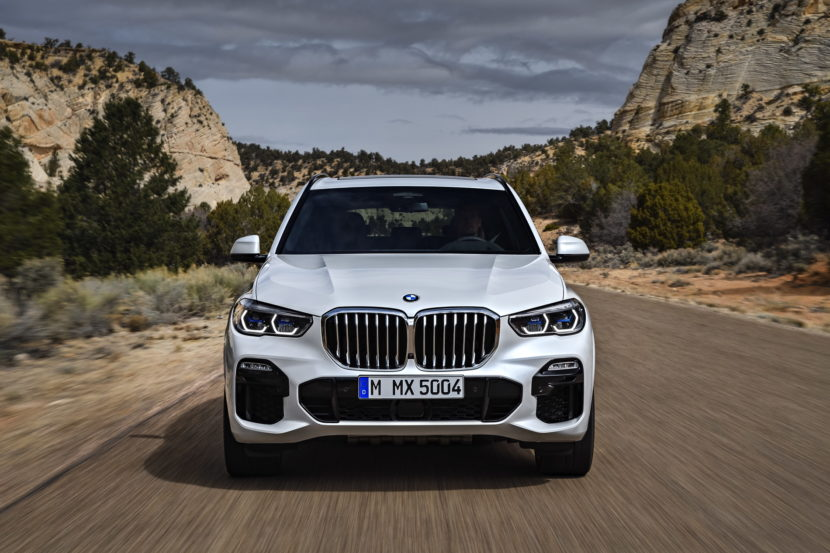 2018 BMW X5 Gets Diesel Engines And New Design >> World Premiere The New 2018 Bmw X5