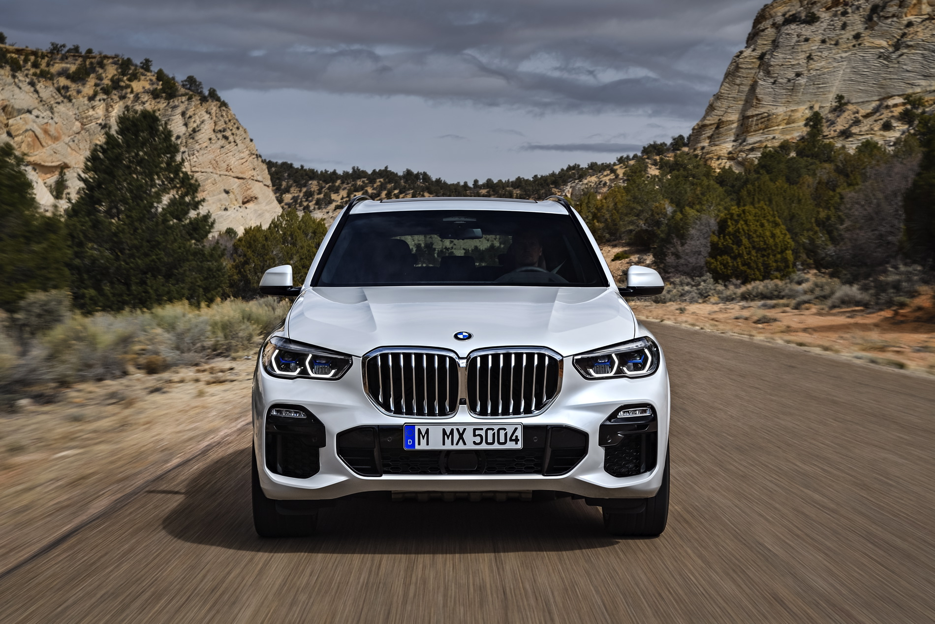 WORLD PREMIERE: The New 2018 BMW X5