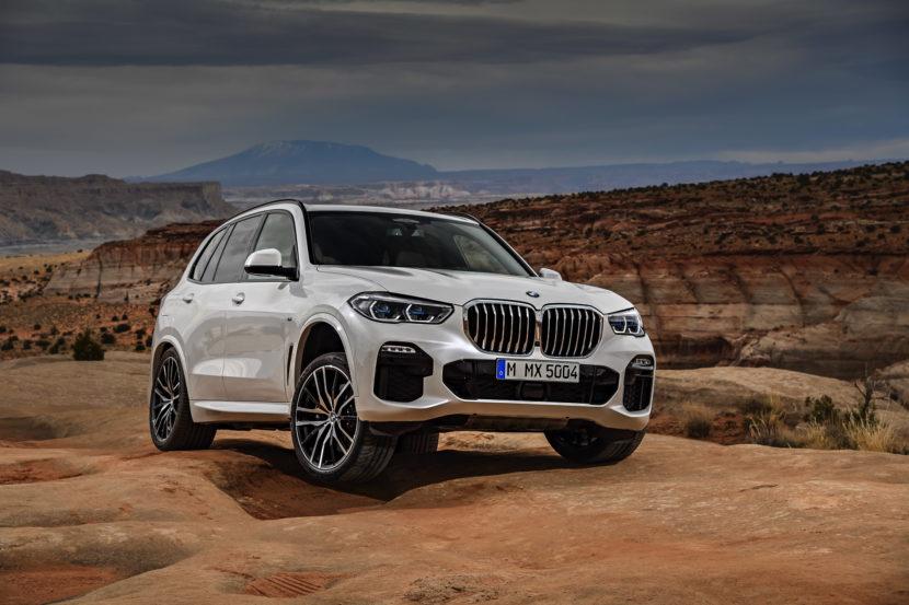 2018 BMW G05 X5 exterior 18 830x553