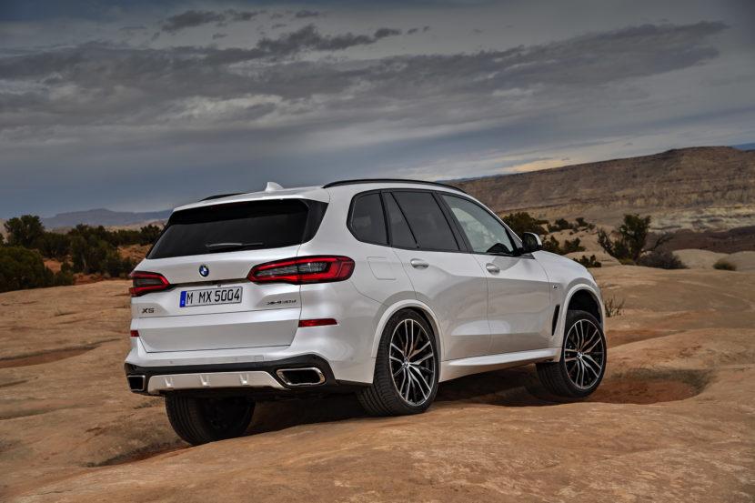 2018 BMW G05 X5 exterior 19 830x553