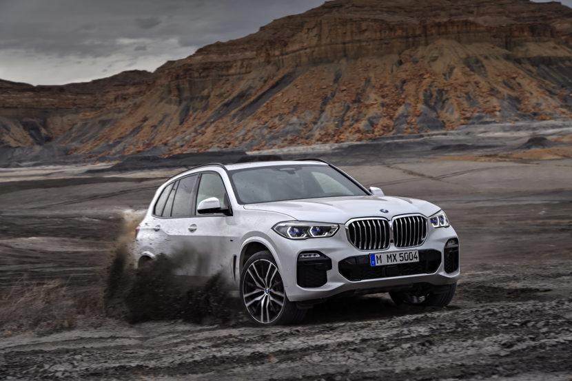 2018 BMW G05 X5 exterior 21 830x553
