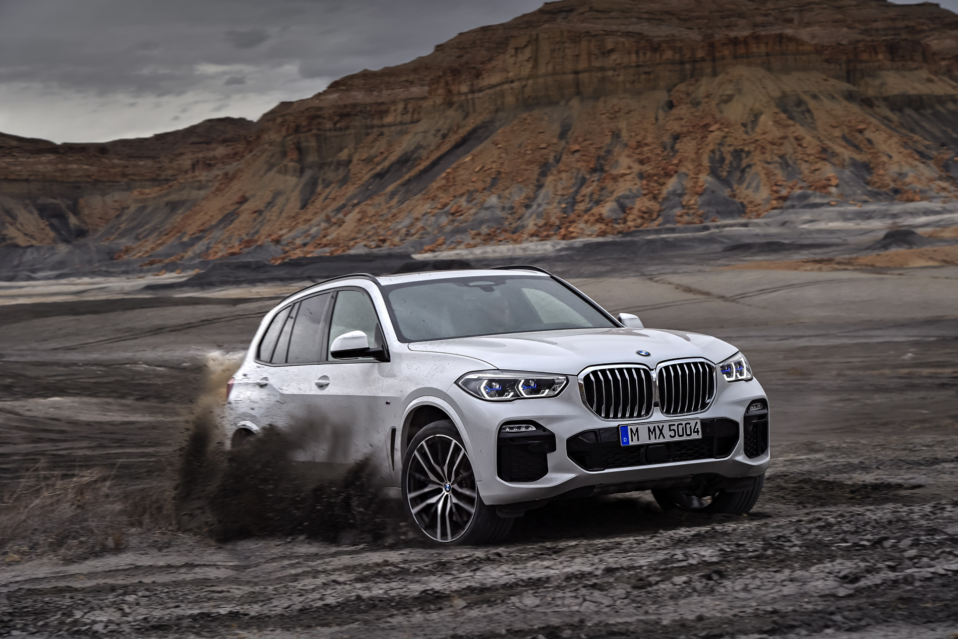 First Videos Of The New Bmw G05 X5