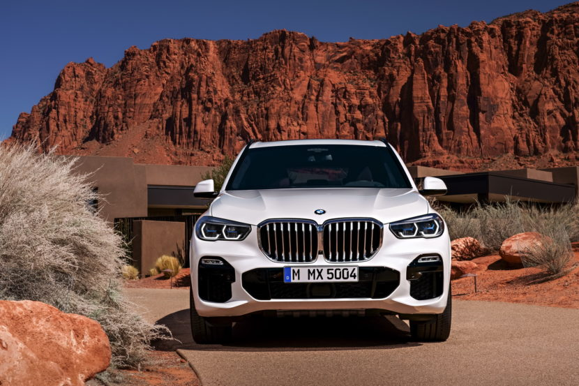 2018 Bmw X5 Gets Diesel Engines And New Design >> Bmw X5 German Price List Released