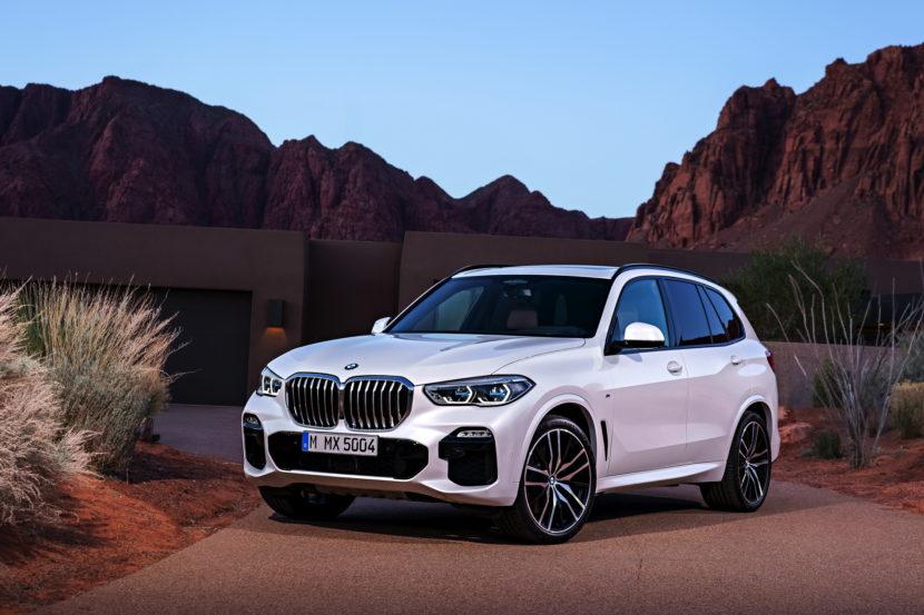 2018 BMW G05 X5 exterior 30 830x553