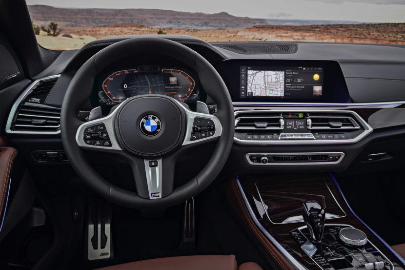 2018 BMW G05 X5 interior 03 830x553