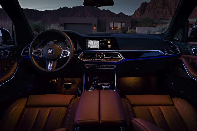 2018 BMW G05 X5 interior 04 830x553