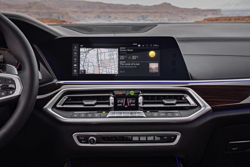 2018 BMW G05 X5 interior 05 830x553