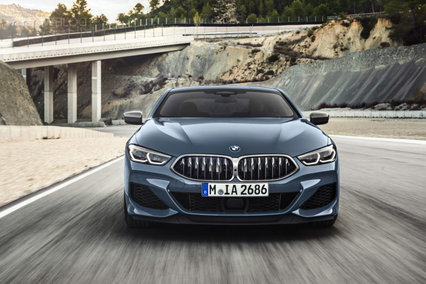 2019 BMW 8 Series Coupe 16 830x553