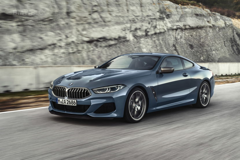 2019 BMW 8 Series Coupe 17 830x553