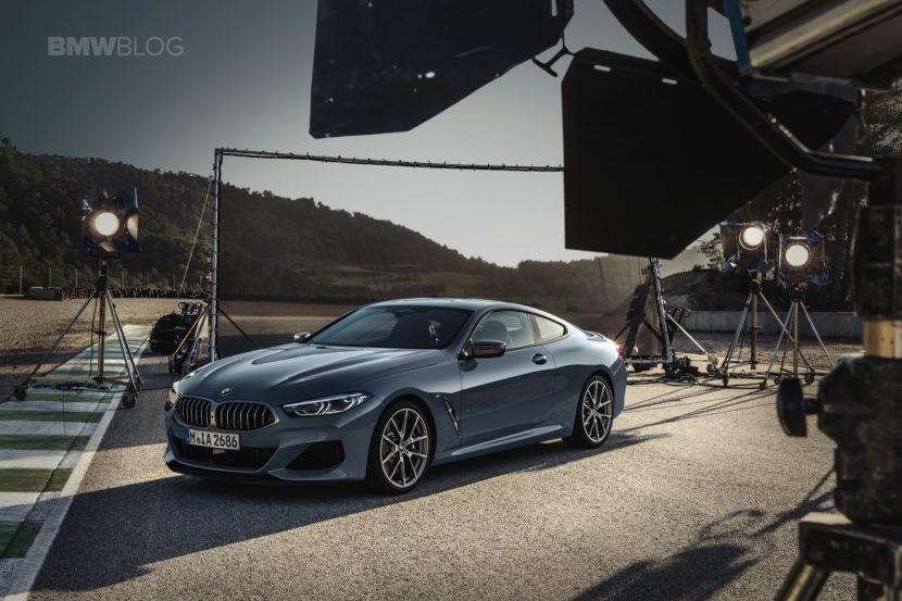 2019 BMW 8 Series Coupe 27 830x553