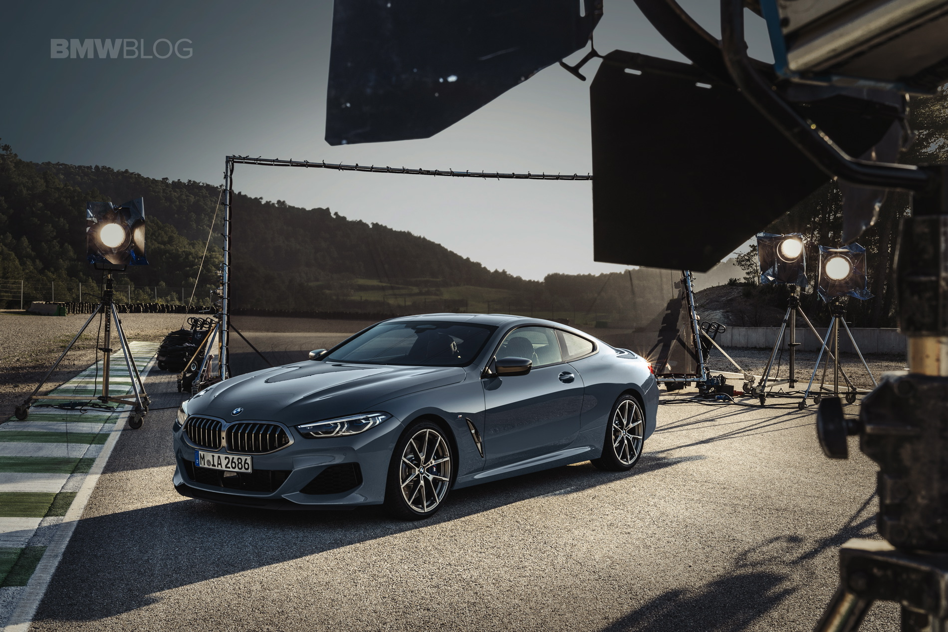 Bmw 8 Series Coupe And M2 Concept To Race At 2018 Goodwood