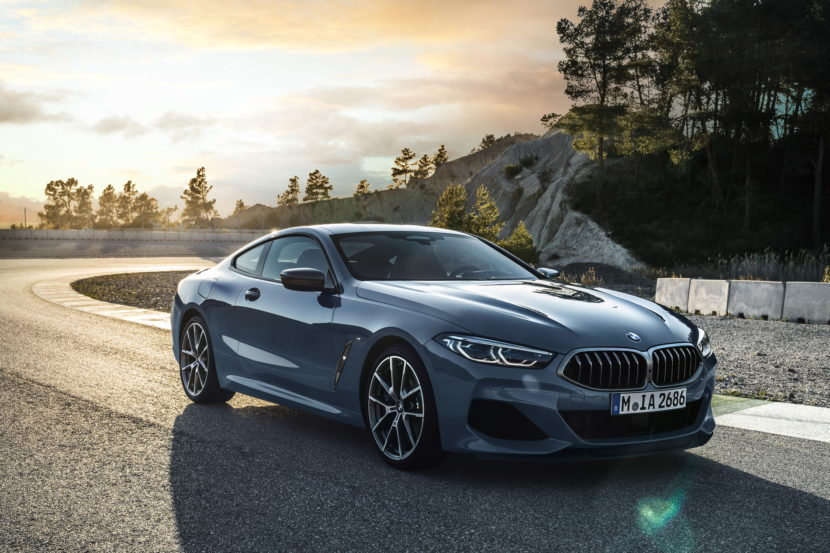 2019 BMW 8 Series Coupe 29 830x553