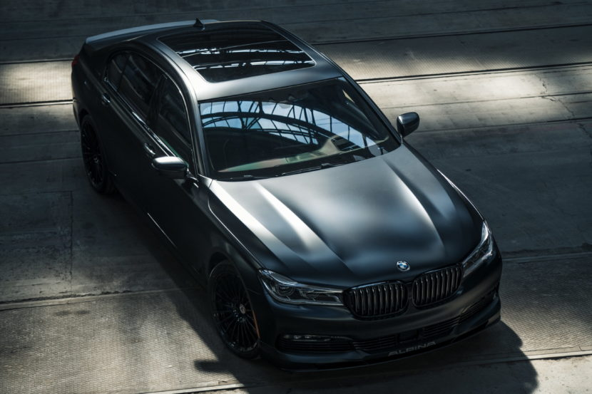 BMW ALPINA B Exclusive Edition Available In Canada - Alpina b7 bmw