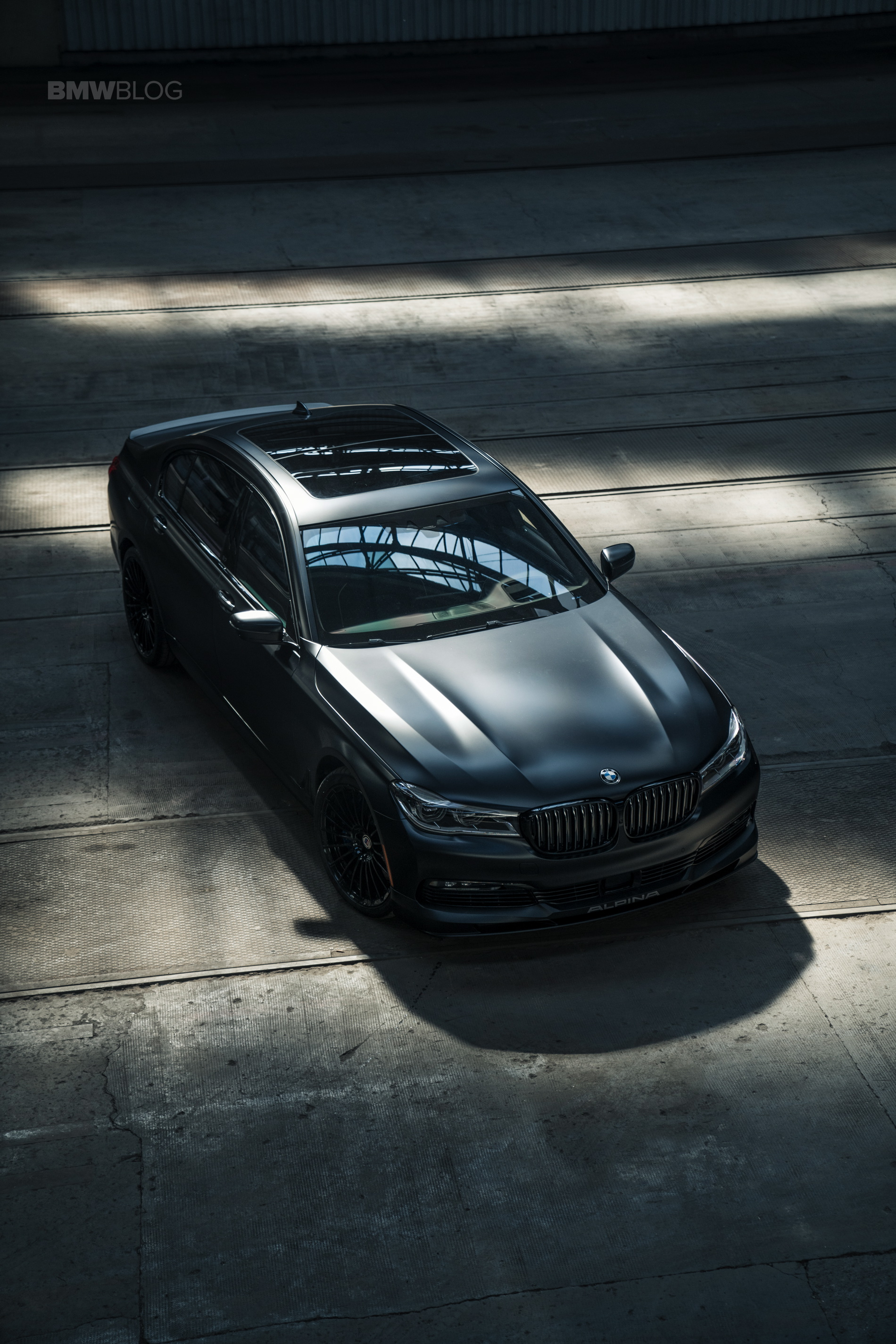 BMW ALPINA B Exclusive Edition Available In Canada - Bmw b7 alpina horsepower