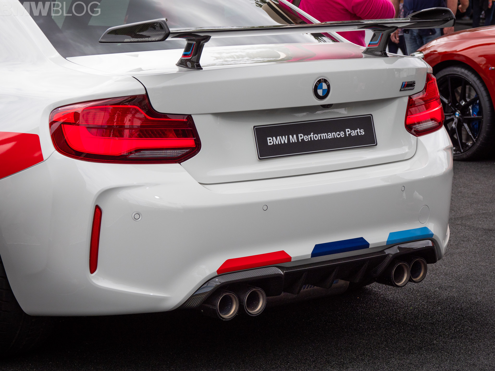 2019 BMW M2 Competition M Performance Parts 1