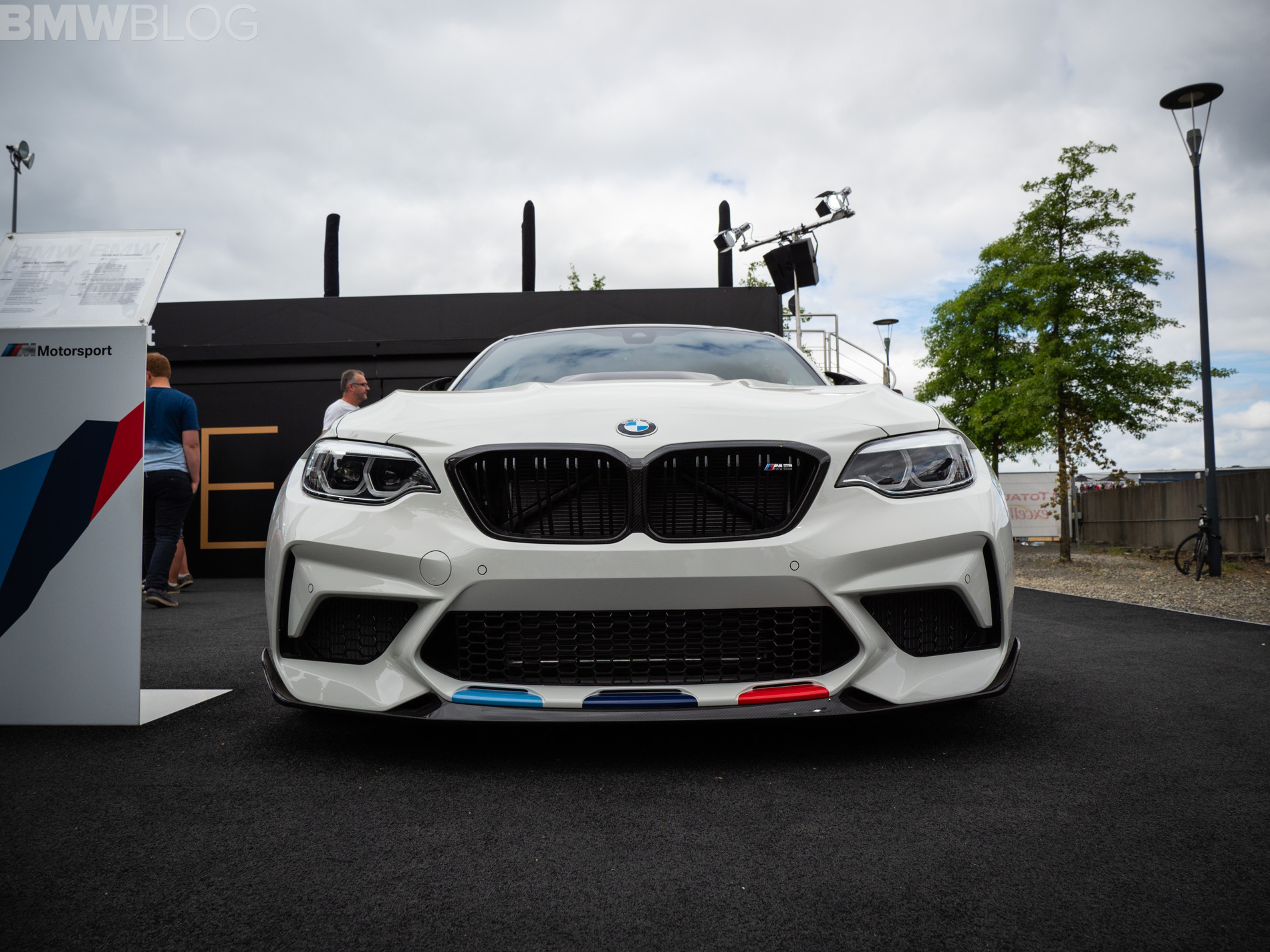 2019 bmw m2 competition with m performance parts new. Black Bedroom Furniture Sets. Home Design Ideas