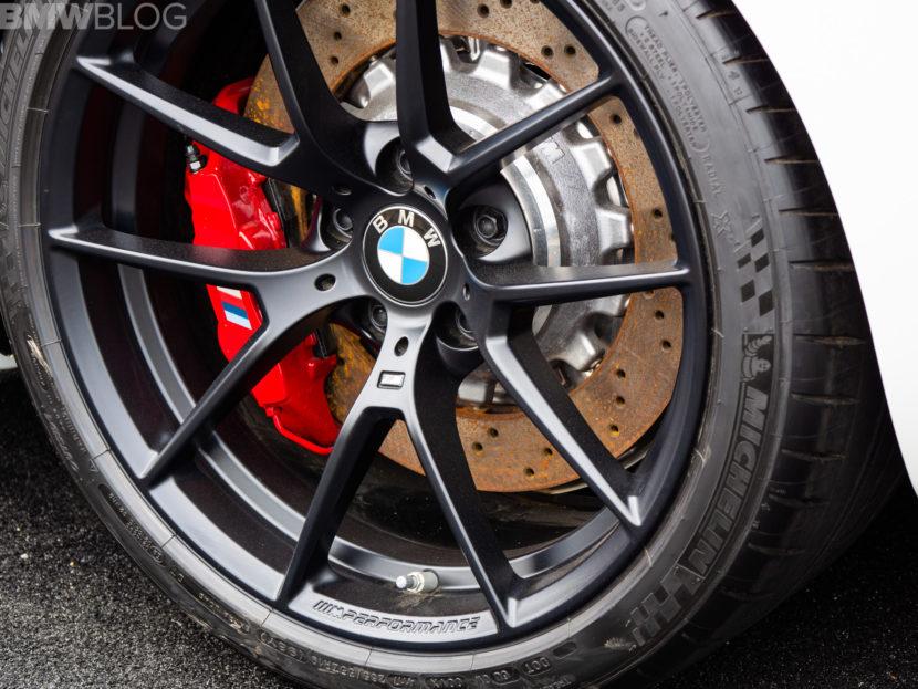 2019 BMW M2 Competition M Performance Parts 4 830x623