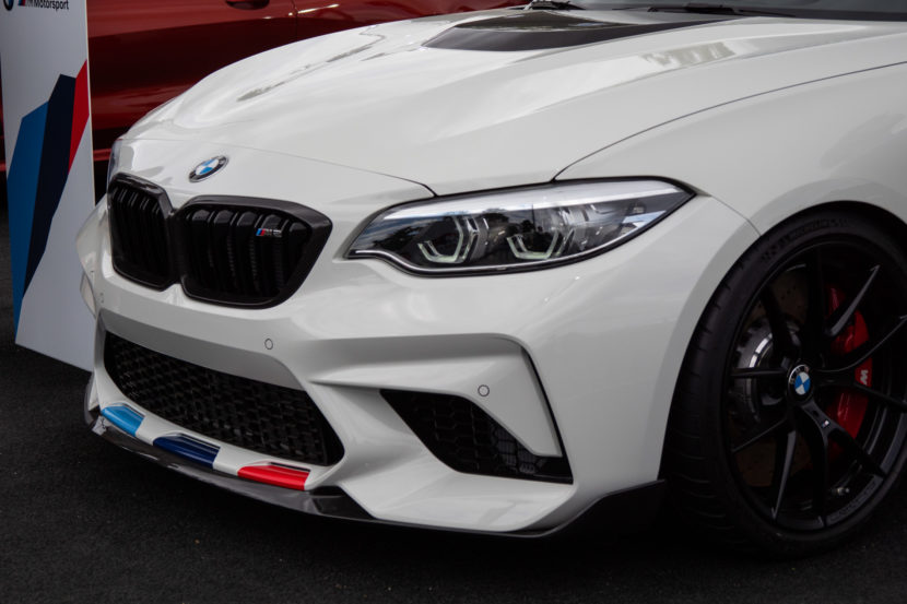 2019 BMW M2 Competition M Performance Parts 9 830x553