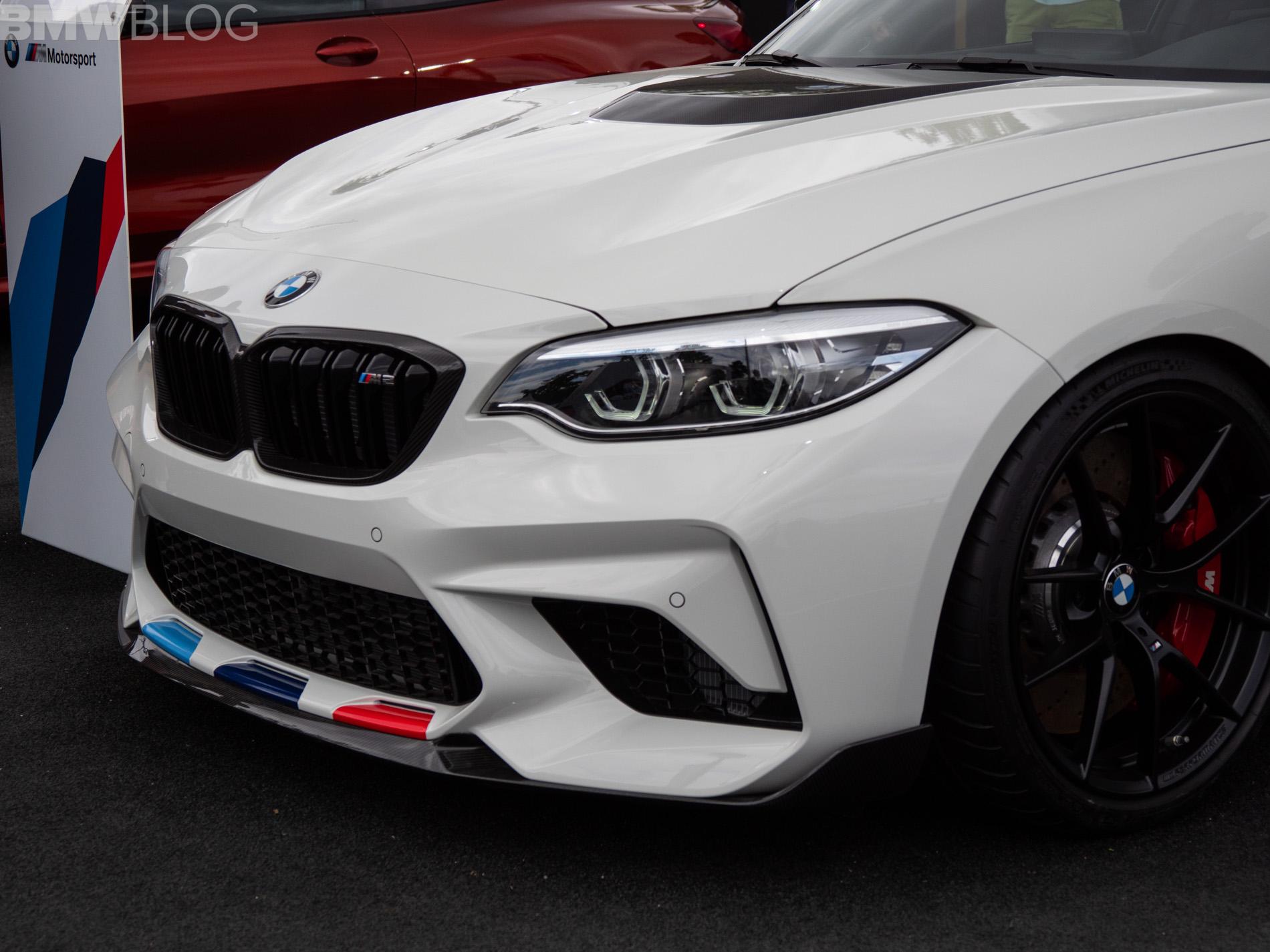 2019 BMW M2 Competition M Performance Parts 9
